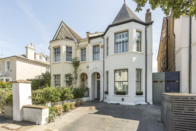 Thumbnail Semi-detached house for sale in Marlborough Road, Ealing