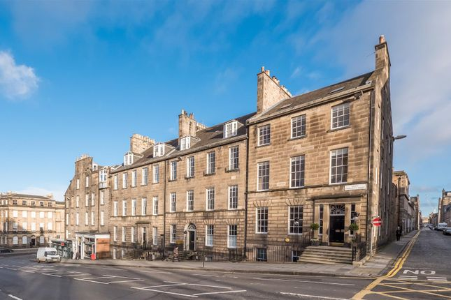 Thumbnail Flat for sale in 2/3 North Charlotte Street, Edinburgh