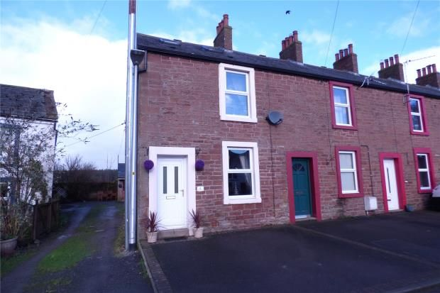 Thumbnail End terrace house for sale in Red Terrace, Blennerhasset, Wigton