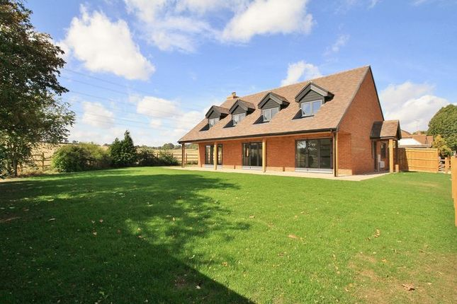 Thumbnail Detached house for sale in Willow Court Lane, Moulsford, Wallingford