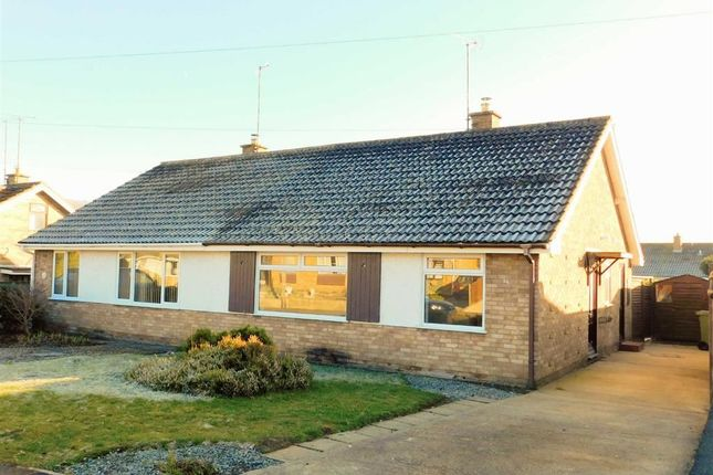 Thumbnail Semi-detached bungalow for sale in Kenelm Rise, Winchcombe