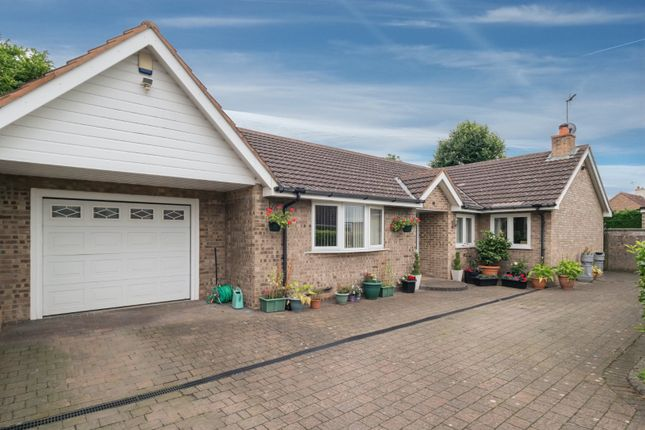 Thumbnail Detached bungalow for sale in North Drive, High Legh, Knutsford
