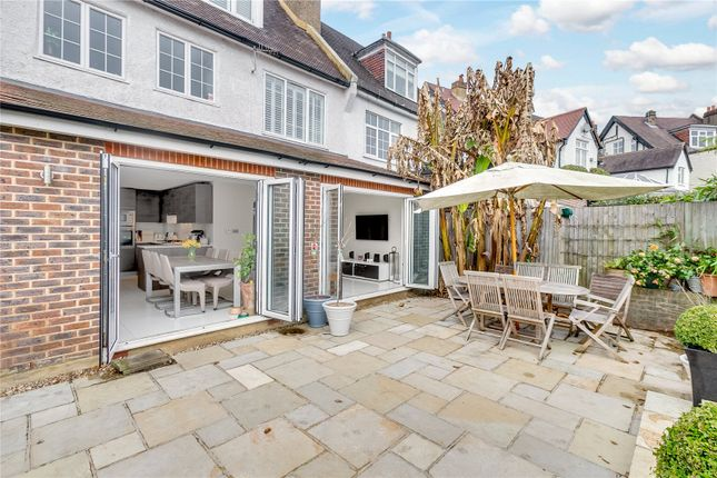 Garden Patio of Rodway Road, Putney, London SW15