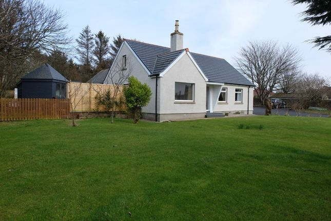 Thumbnail Detached bungalow for sale in North Road, Wick