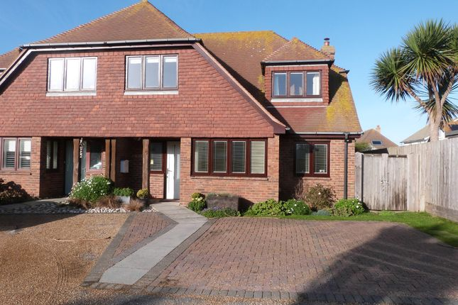 Thumbnail Semi-detached house for sale in Clayton Road, Selsey, Chichester