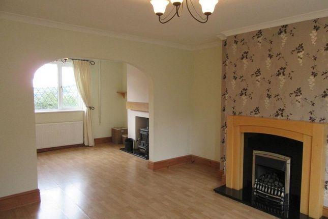 Thumbnail 3 bed semi-detached house to rent in Bronallt Road, Hendy, Pontarddulais, Swansea.