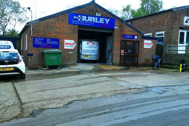 Thumbnail Parking/garage for sale in Water Lane, Storrington, Pulborough