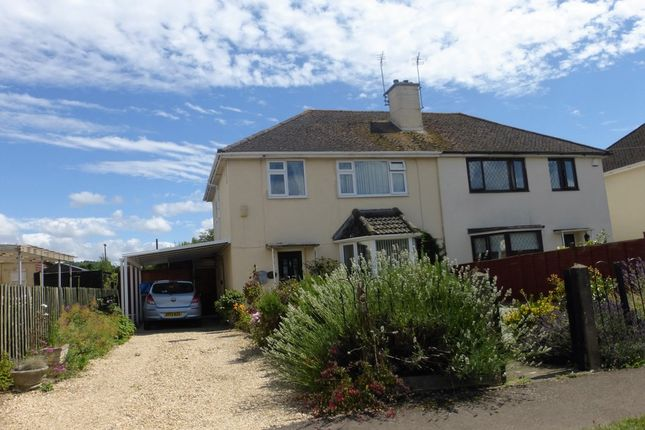 Semi-detached house for sale in Sandyleaze, Longlevens, Gloucester