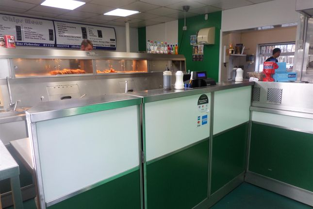 Thumbnail Leisure/hospitality for sale in Fish & Chips LS27, Morley, West Yorkshire