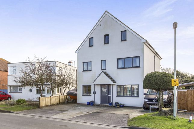 Thumbnail Detached house for sale in Bracklesham Road, Hayling Island, Hampshire, .