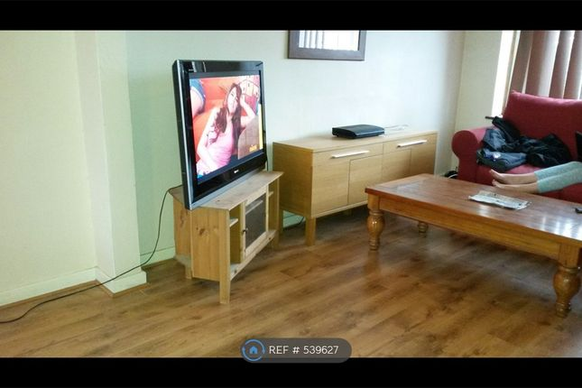Living Room of Hathaway Road, Bury BL9