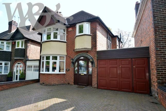 Thumbnail Detached house for sale in Berkswell Road, Erdington, Birmingham