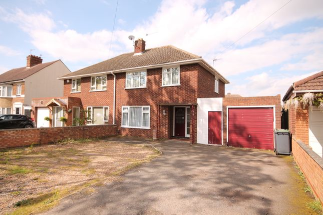 Thumbnail Semi-detached house for sale in Mile Road, Bedford
