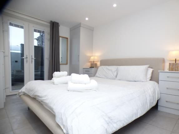Bedroom One of Bay View Apartments, Beach Road, Benllech, Anglesey LL74