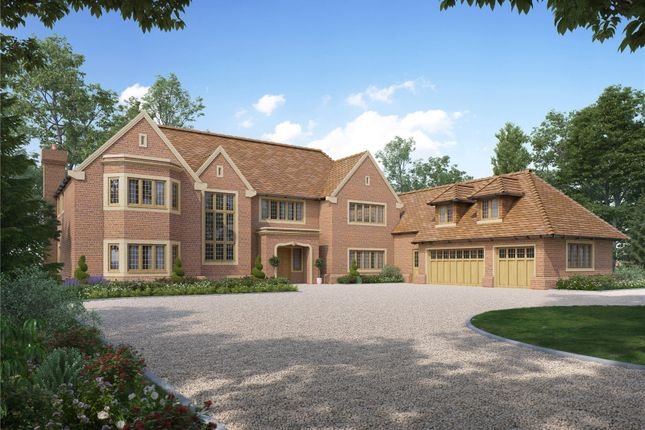 Thumbnail Detached house for sale in Burtons Way, Chalfont St. Giles, Buckinghamshire