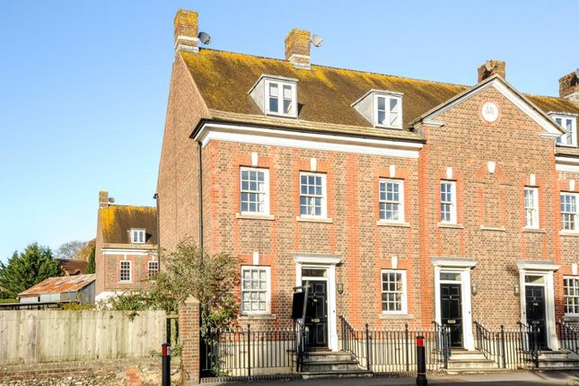 3 bed end terrace house for sale in St. Leonards Court, Wimborne Road, Blandford Forum