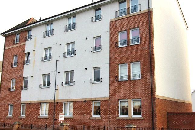 Thumbnail Flat for sale in 67 1B, John Muir Way, Motherwell, North Lanarkshire