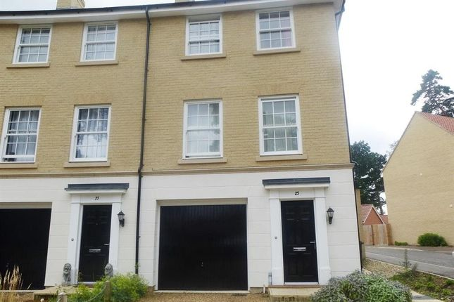 Thumbnail Property to rent in Crecy Mews, Thetford