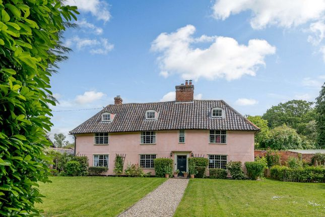 Thumbnail Detached house for sale in Harleston Road, Fressingfield, Eye, Suffolk