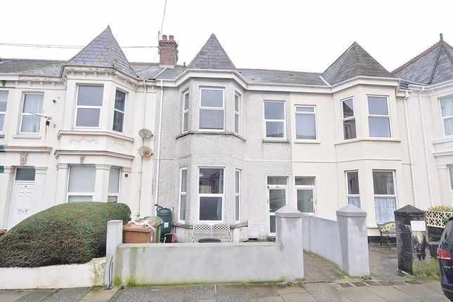 2 bed flat for sale in Gifford Terrace Road, Mutley, Plymouth PL3