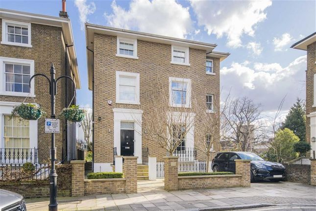 Thumbnail Property for sale in Clifton Hill, St John's Wood, London