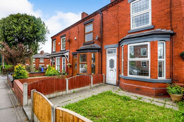 Thumbnail Terraced house to rent in Mill Lane, Hyde