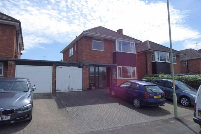 Thumbnail Detached house for sale in Stroud Road, Tuffley, Gloucester
