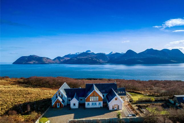 Thumbnail Detached house for sale in Suleskerry, Skipness, Tarbert, Argyll