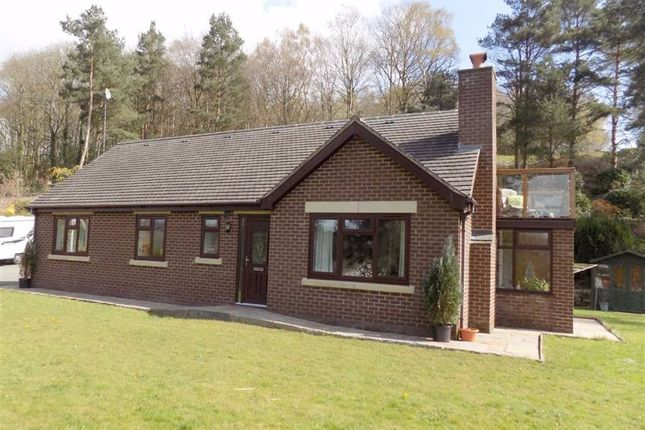 Thumbnail Detached bungalow for sale in Sutherland Road, Longsdon, Staffordshire