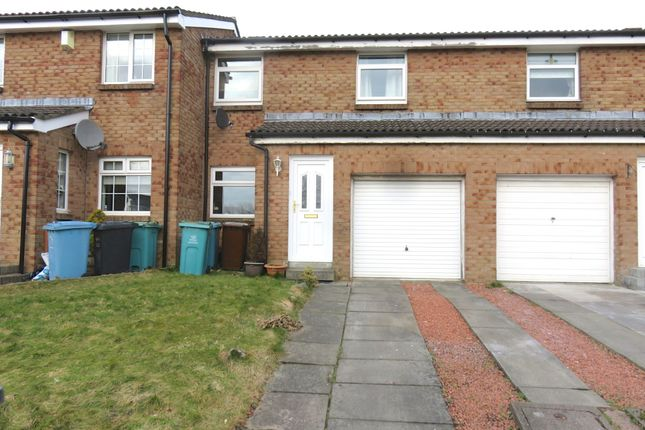 Thumbnail Terraced house for sale in Chapelcross Avenue, Airdrie