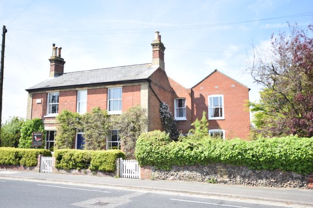 5 bed detached house for sale in High Street, Kessingland, Lowestoft