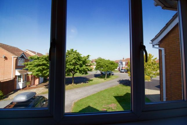 Thumbnail Detached house to rent in Swallow Drive, Syston, Leicester