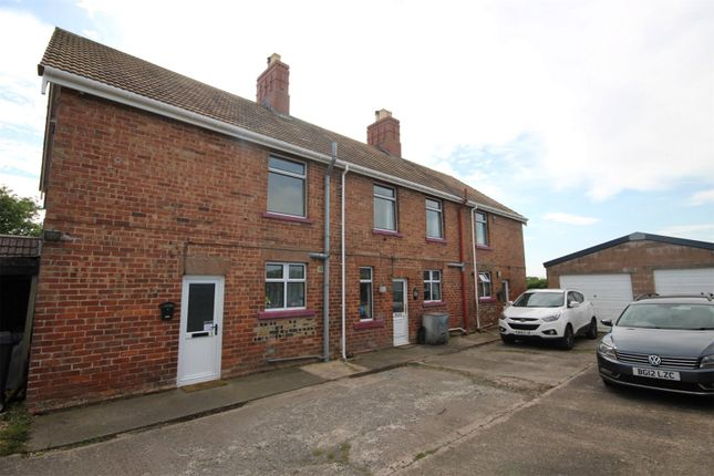 Thumbnail Terraced house for sale in Englishtown Cottages, Longtown, Carlisle