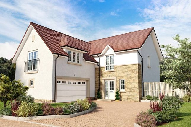 "Thumbnail Detached house for sale in ""The Dewar"" at Slateford Road, Bishopton"