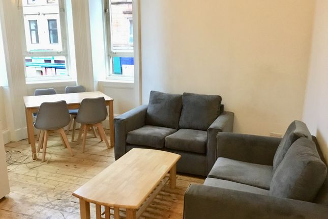 Thumbnail Flat to rent in Benalder Street, West End, Glasgow
