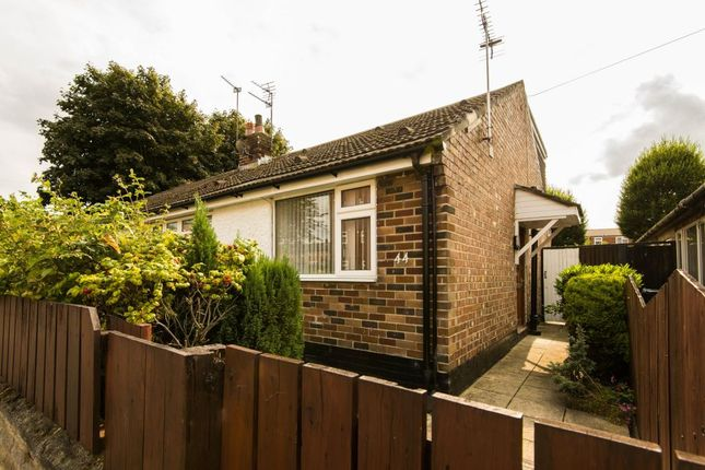Thumbnail Semi-detached bungalow to rent in Sherrat Street, Uppingham, Chapel House, Skelmersdale