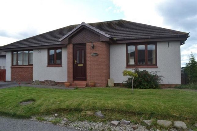 Thumbnail Detached bungalow to rent in St. Aethans Drive, Burghead, Elgin