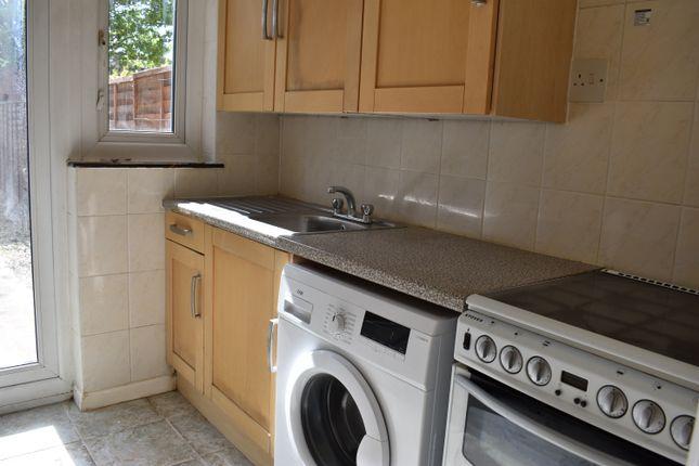 Thumbnail End terrace house to rent in Midhurst Gardens, Uxbridge