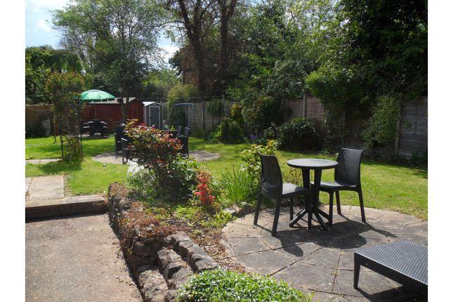 Garden of Wilshere Close, Kirby Muxloe, Leicester LE9