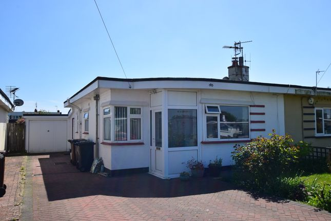 Front of Westham Drive, Pevensey Bay BN24