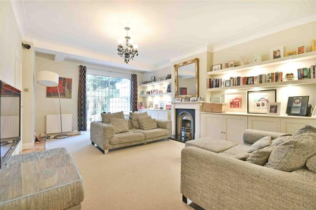 Thumbnail Flat to rent in The Avenue, Brondesbury