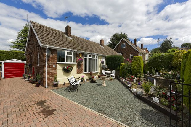 Thumbnail Semi-detached bungalow for sale in Beecroft Close, Leeds, West Yorkshire