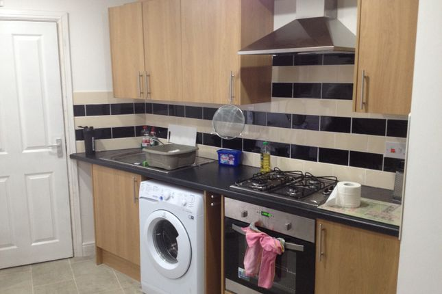 Thumbnail End terrace house to rent in Brook Street, Treforest