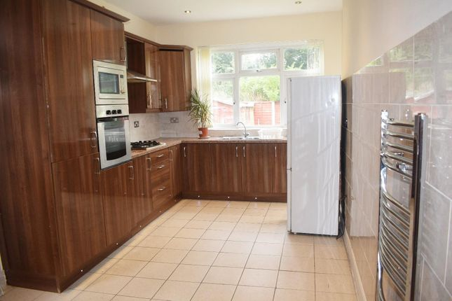 Thumbnail Semi-detached house to rent in Park Drive, Whalley Range, Manchester