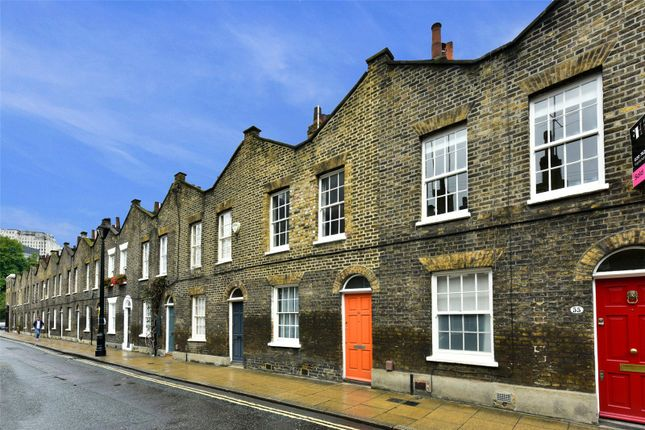 Thumbnail Detached house to rent in Roupell Street, London