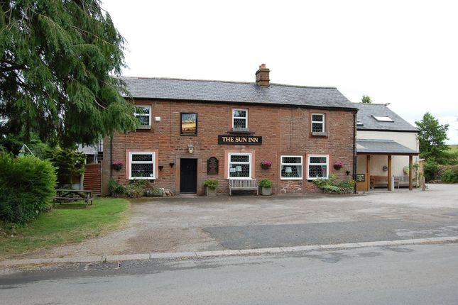 Thumbnail Pub/bar for sale in Newton Reigny, Penrith