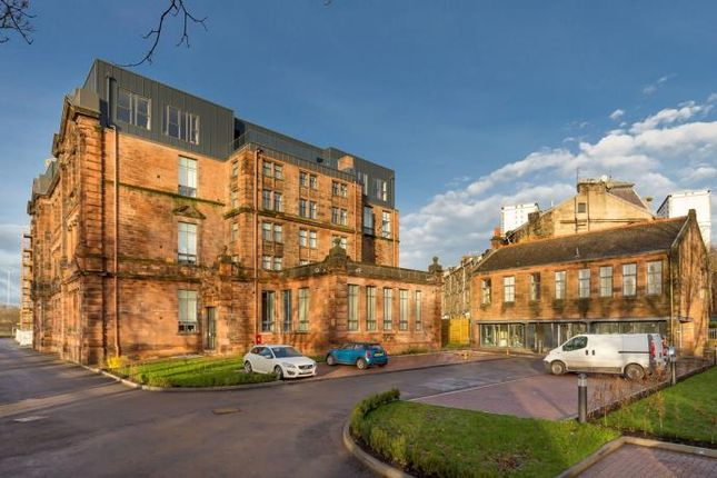 Thumbnail Penthouse to rent in Broomhill Avenue, Glasgow