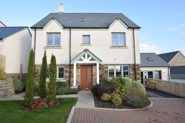 Thumbnail Detached house to rent in Great Close Road, St. Erme, Truro