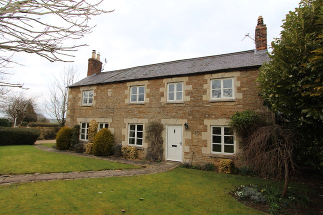 Thumbnail Detached house to rent in Wing Road, Morcott, Oakham