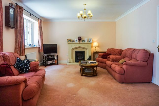 Lounge of Burrow Hill Place, Bishopstoke Eastleigh SO50